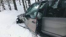 Tohle mohlo skončit špatně: Marek Ztracený zdemoloval svůj vůz