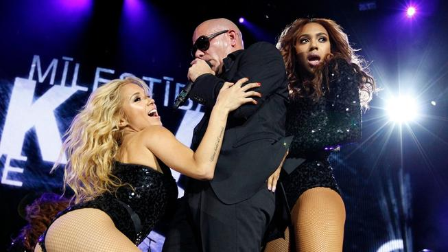 Pitbull v Atlantě