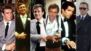 Který James Bond je úplně ten nej?