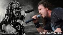 Mezigenerační souboj spřátelených kapel Arakain a Dymytry