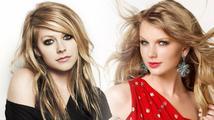 Taylor Swift nebo Avril Lavigne, která vyhraje v anketě?