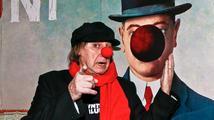 Zemřel 'věčný klaun', herec a mim Boris Hybner