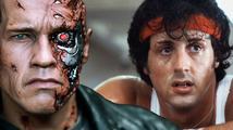 Souboj svalovců, legendární Arnold Schwarzenegger VS Sylvester Stallone
