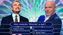 Chcete být milionářem? Kdo je lepší moderátor, Vašut nebo Čech?