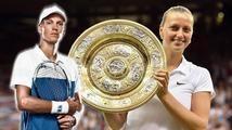 Tomáš Berdych nebo Petra Kvitová, kdo vyhraje Wimbledon?