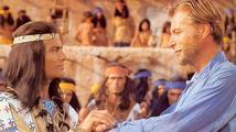 Vinnetou a Old Shatterhand, filmy nerozlučné dvojice z oblíbených Mayovek