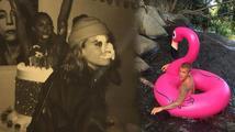 Dovolená Justina Biebera a narozeninová oslava Cary Delevingne