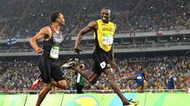 Atletický král Usain Bolt slaví 30. narozeniny