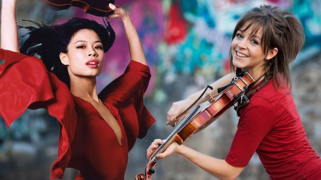 Souboj geniálních houslistek: Vanessa Mae, nebo Lindsey Stirling?