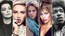 Nejlepší klipy od hudebníků, kteří slaví tento týden narozeniny