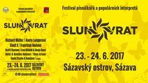 Festival Slunovrat představuje své headlinery Richarda Müllera, Anetu Langerovou nebo Marka Ebena
