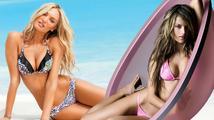 Candice Swanepoel, nebo Alessandra Ambrosio. Dvě modelky Victoria's Secret proti sobě