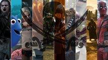 Desítce nejstahovanějších filmů roku 2016 vévodí sci-fi a fantasy