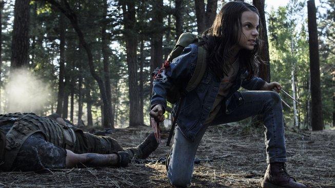Dafne Keen ve filmu Logan: Wolverine