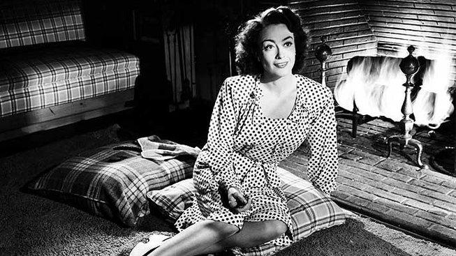 Joan Crawford, film Mildred Pierceová