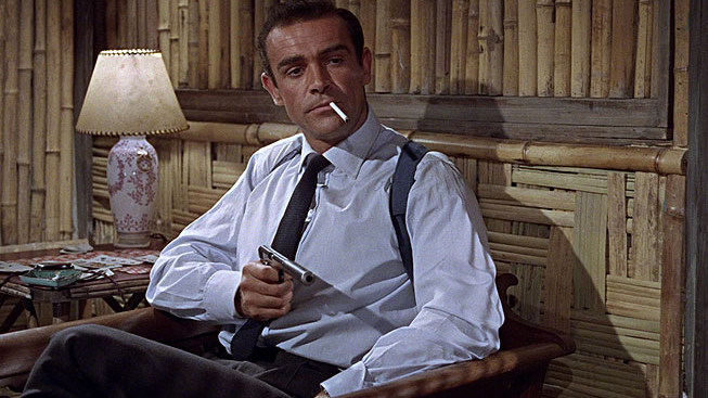 Sean Connery - Dr. No (1962)
