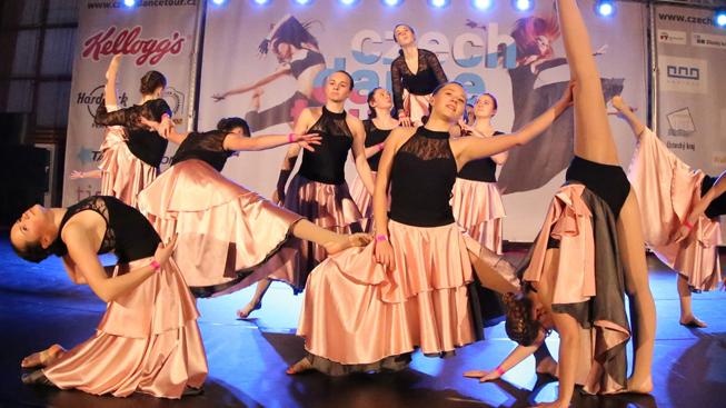 Czech dance tour