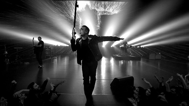 U2 - Bono Vox