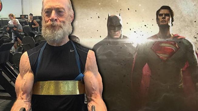 J. K. Simmons - Justice League