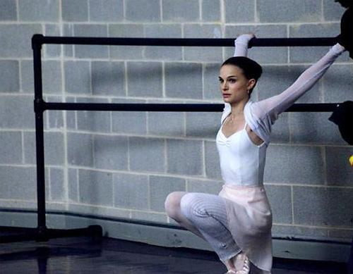 Natalie Portman - Černá labuť