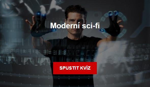Kviz: Moderní sci-fi