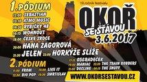 19. ročník festivalu Okoř se šťávou již tuto sobotu!