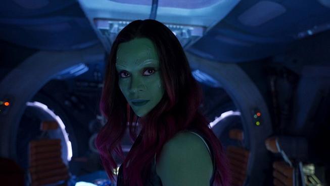 Strážci Galaxie Vol. 2 - Zoe Saldana