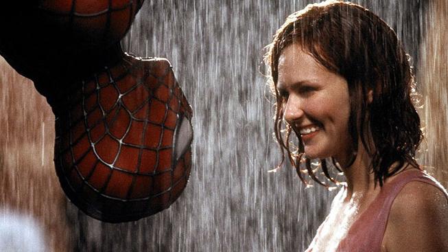 Spider-Man - Kirsten Dunst