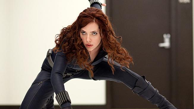 Iron Man 2 - Scarlett Johansson