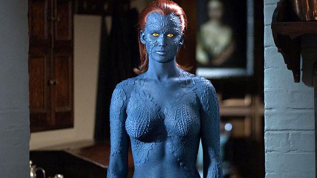 X-Men: První třída - Jennifer Lawrence