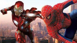 Dva superhrdinové od Marvelu proti sobě!