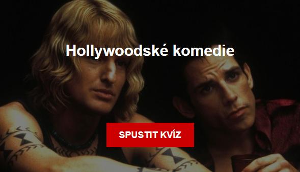 Kvíz - Hollywoodské komedie