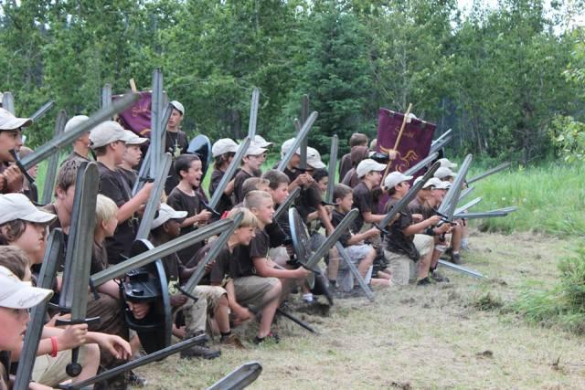 Camp Arcatheos