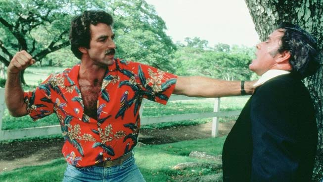 Magnum - Tom Selleck