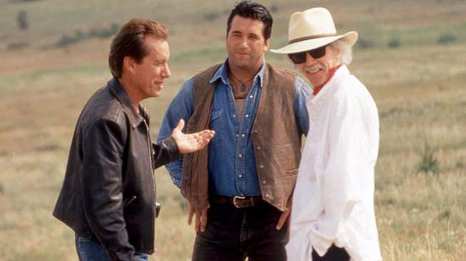 James Woods, Daniel Baldwin, John Carpenter