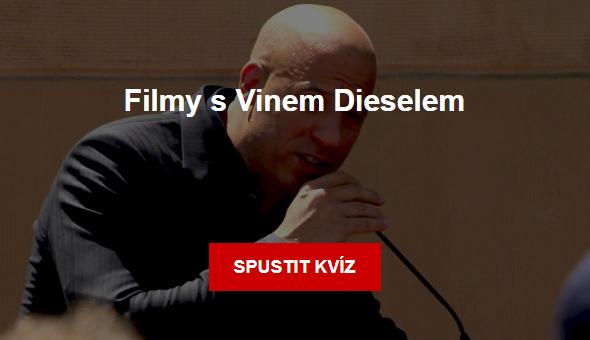 Kviz: Filmy s Venem Dieselem