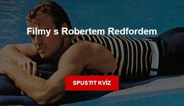 Kvíz - Filmy s Robertem Redfordem