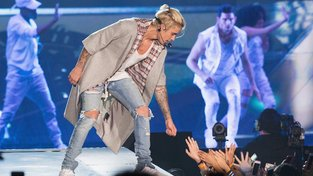 Justin Bieber v USA 2016