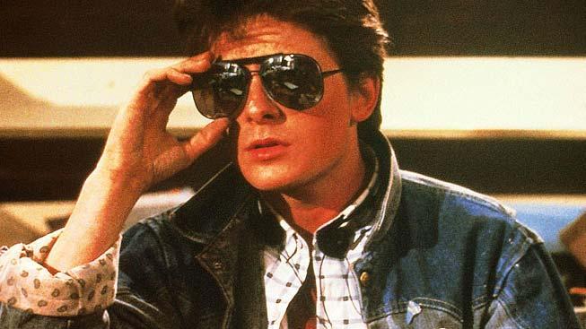 Michael J. Fox - Návrat do budoucnosti