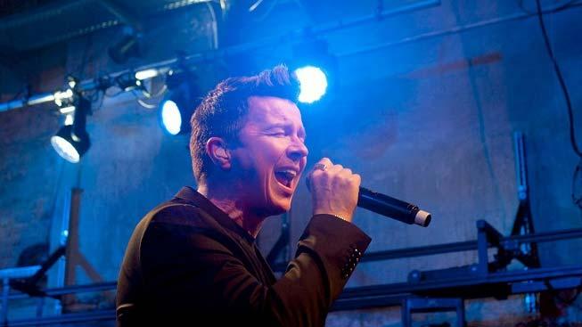 Berlin Live: Rick Astley