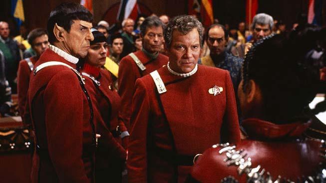 Leonard Nimoy, William Shatner - Star Trek VI: Neobjevená země