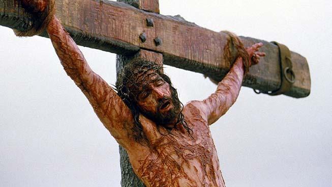 Umučení Krista - James Caviezel