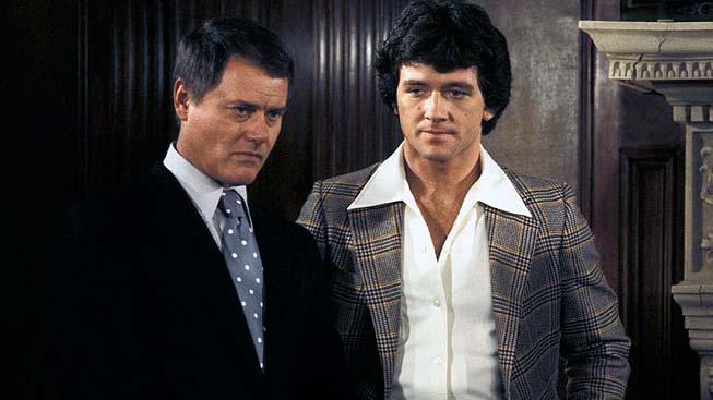 Dallas - Larry Hagman, Patrick Duffy
