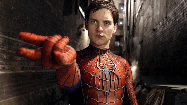 Tobey Maguire - Spider-Man
