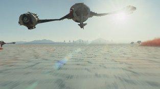 Filmové premiéry: Poslední z Jediů a převtělení manželského páru