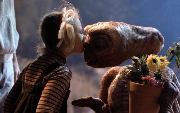 E.T. - Mimozemšťan / Drew Barrymore