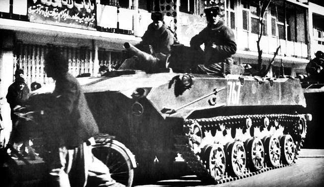 Sovětská invaze Afganistánu