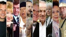 Deset slavných, kteří zemřeli v roce 2017