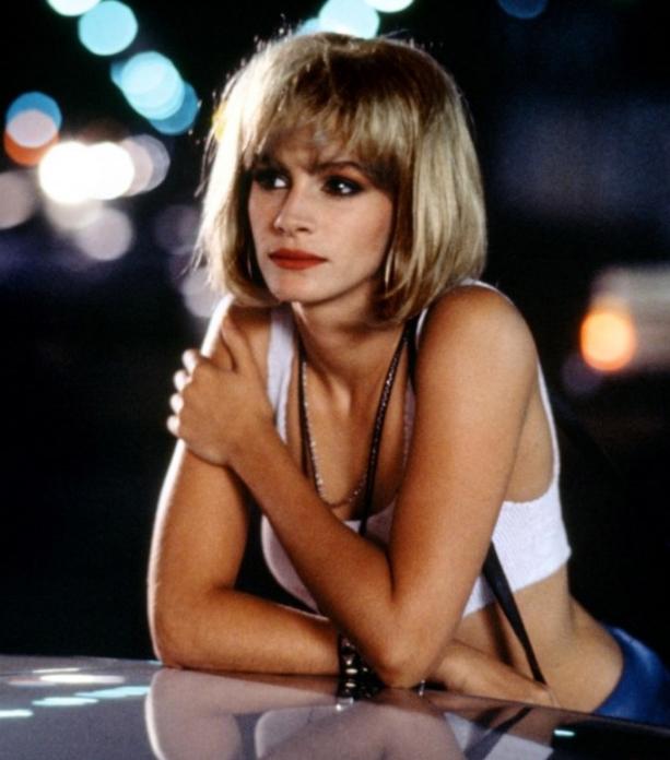 Julia Roberts v Pretty Woman