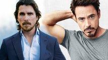 Christian Bale, nebo Robert Downey Jr.? Který je vaším favoritem?